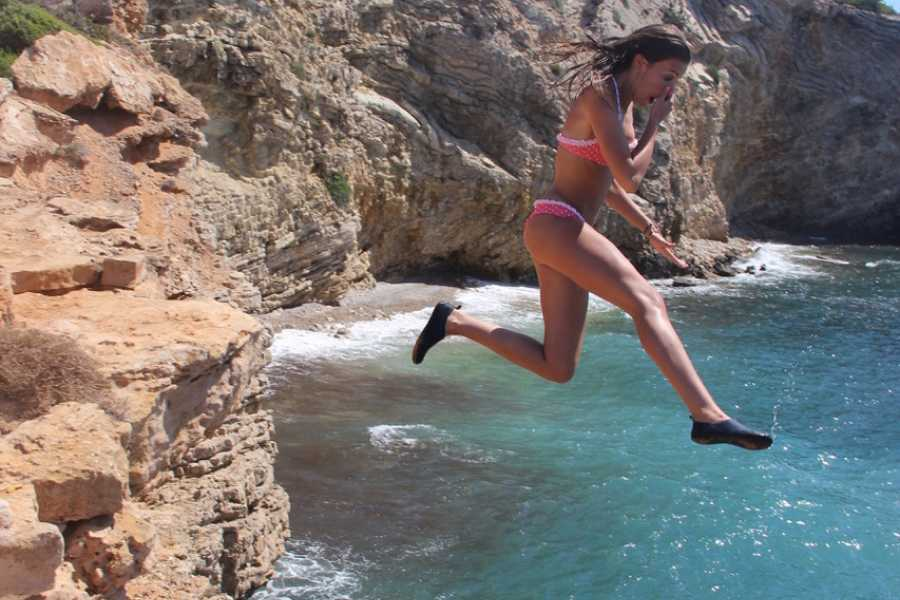 Ibiza Cliff Diving Cliff Diving Private Classes
