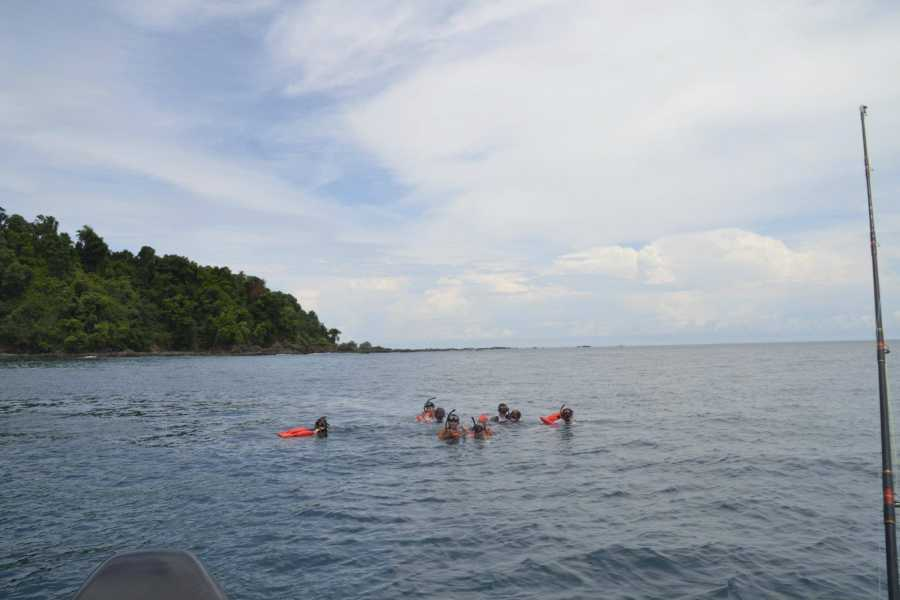 Uvita Information Center Caño Island from Sierpe-Snorkeling full day tour