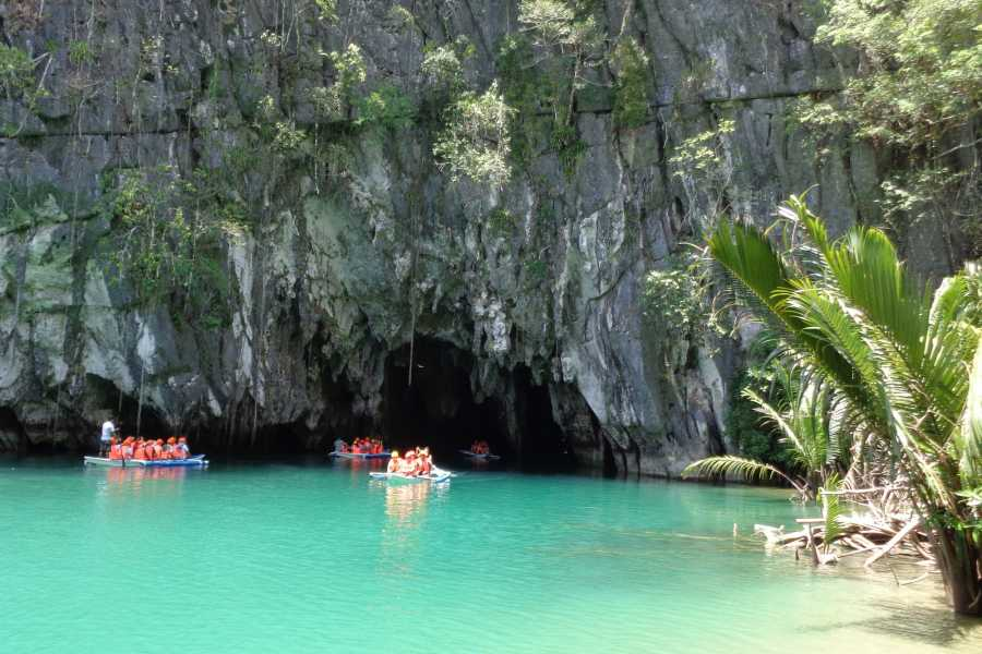 WORLD HOLIDAY TRAVEL AND TOURS Puerto Princesa Adventure package 4d3n