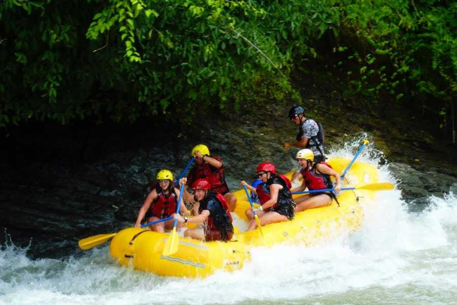 Uvita Information Center Savegre Rafting