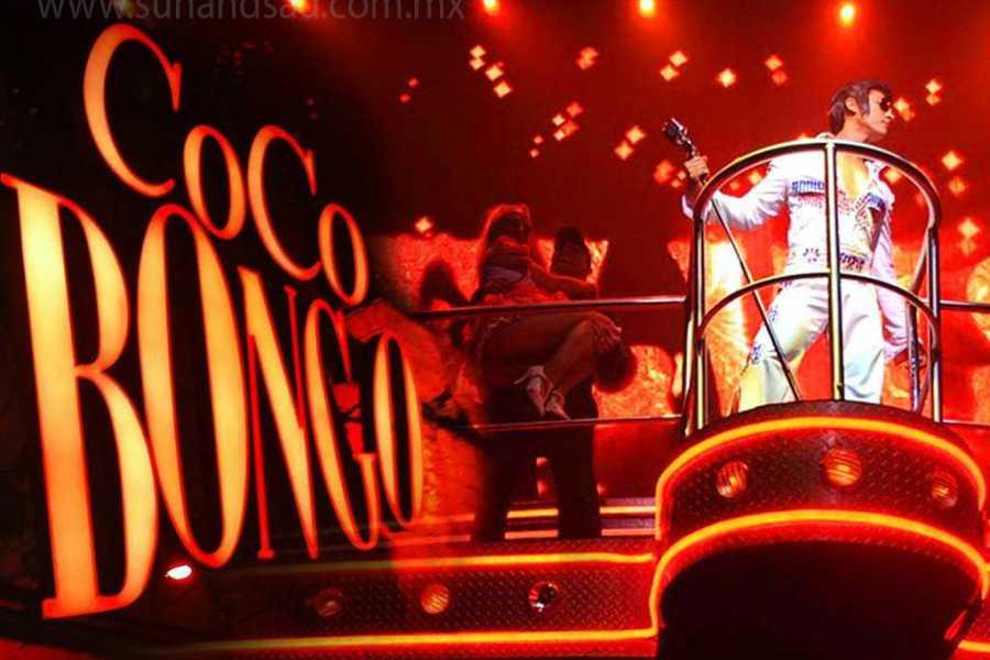 COCO BONGO VIP