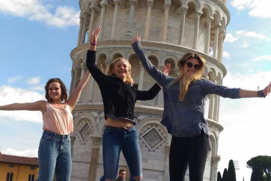 Italy on a Budget tours PISA AND TUSCANY day tour