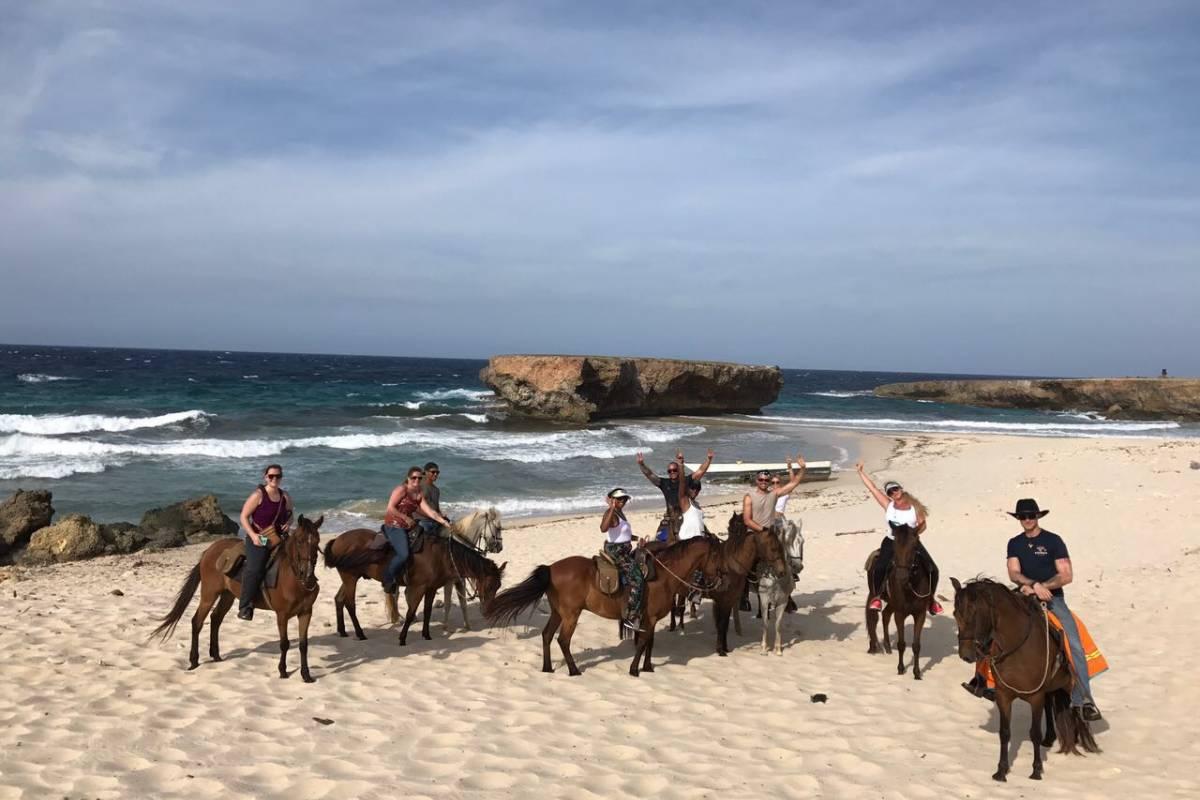 Rancho Loco Moro Beach Private Tour