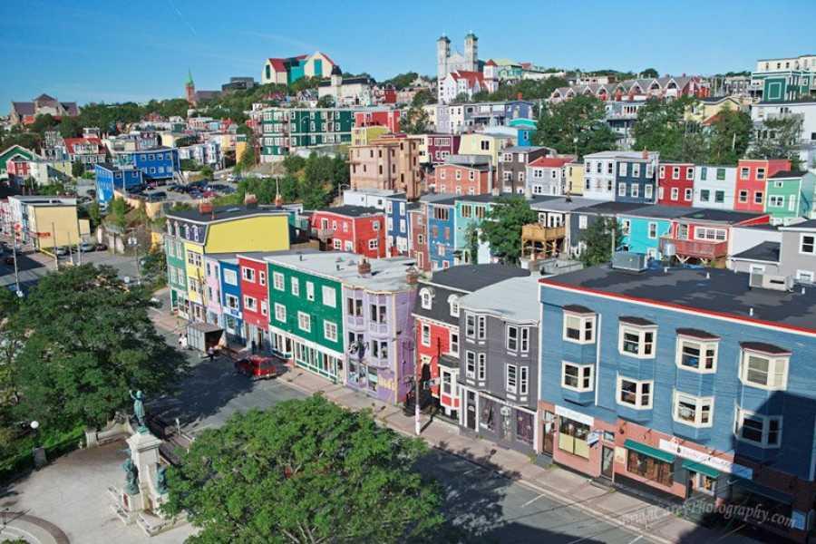 Dream Vacation Tours Newfoundland Dream tour 2018