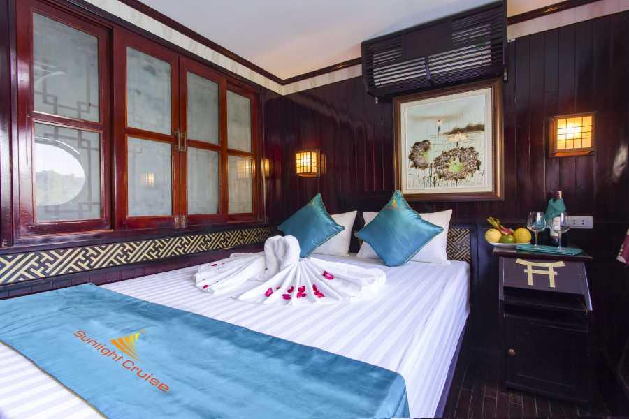 Friends Travel Vietnam Sunlight Boutique Cruise | 2D1N Halong Bay