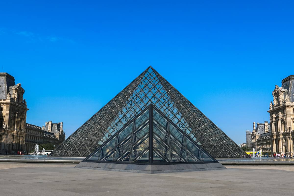 Memories DMC France Louvre Museum Skip-the-Line tour with French Breakfast overlooking the Pyramid