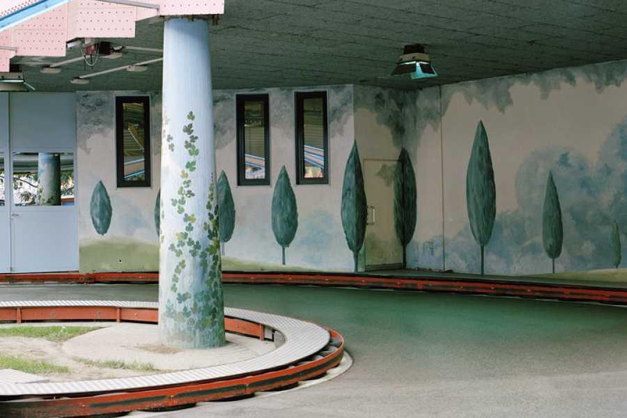Explorabilia Berlin Art Studio Visit - Heike Gallmeier