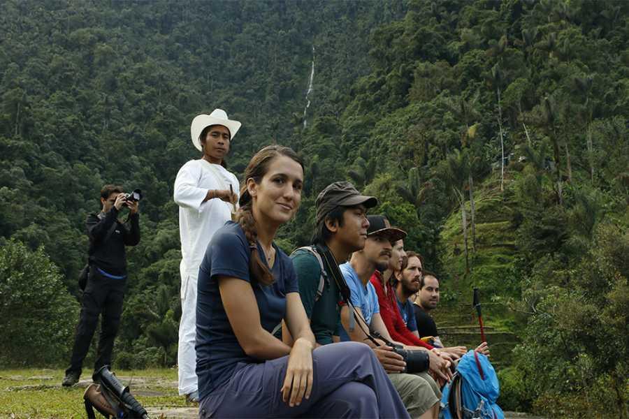Backpackers Lost City Trek - From Cartagena