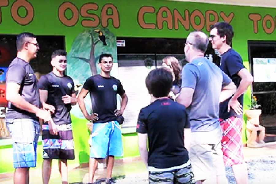 Uvita Information Center Osa Canopy Tour