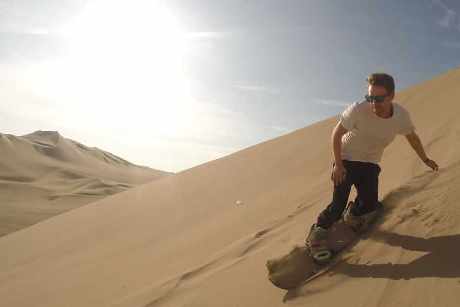 SANDPERU Clases de Sandboarding | Económico