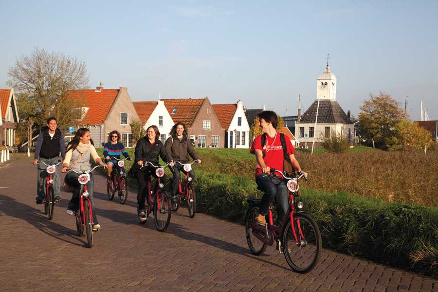 SANDEMANs NEW Amsterdam Tours Dutch Countryside Bike Tour