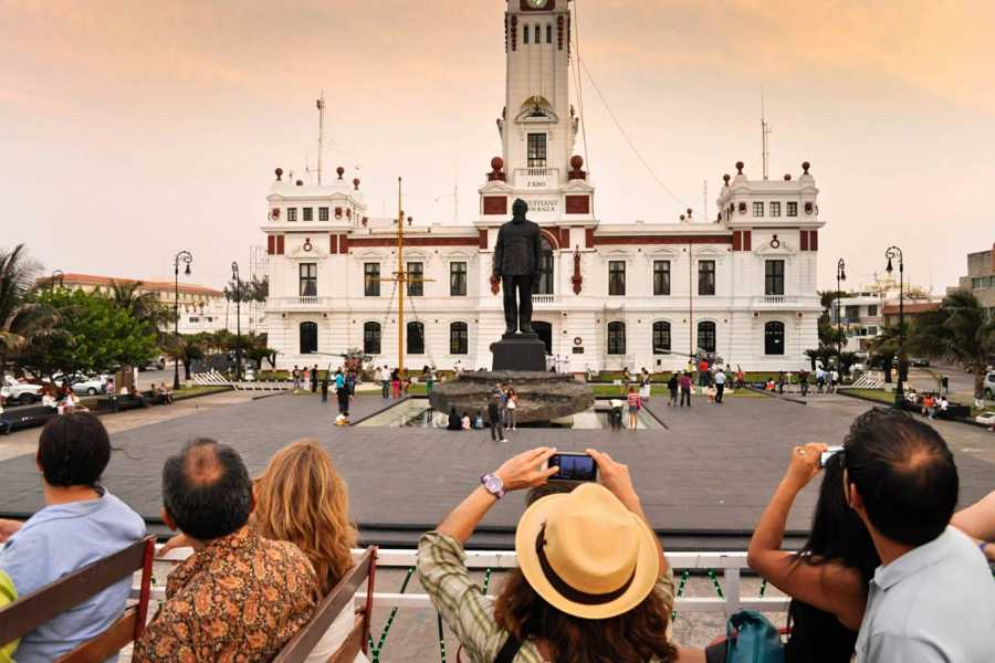 Tours y Tickets Operador Turístico 8 ATTRACTIVE, MUSEUMS INCLUDED IN VERACRUZ