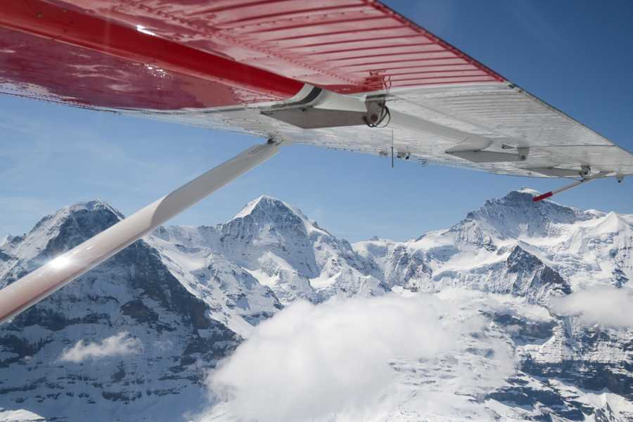 Skydive Switzerland GmbH Mont Blanc Scenic Flight