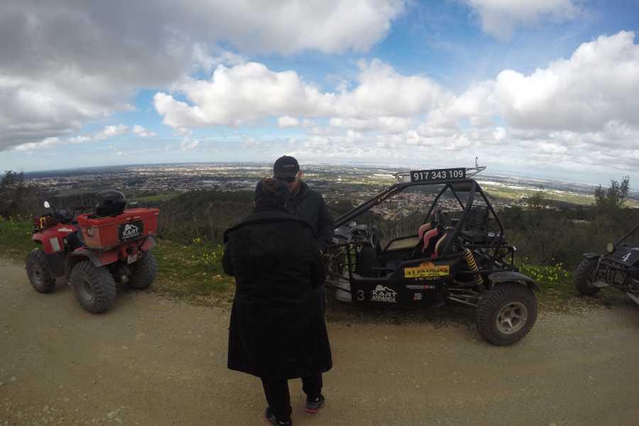 Lisbon on Wheels 8- Arrábida tour with a 4x4 kart adventure