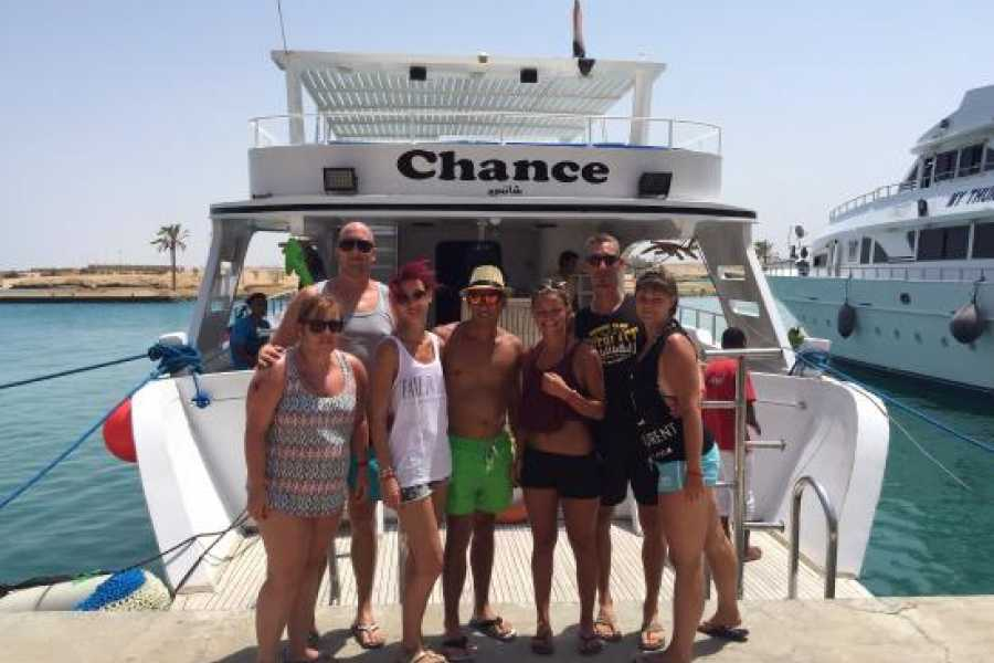 Marsa alam tours Schnorchelausflug in Port Ghalib Marina von Portghalib