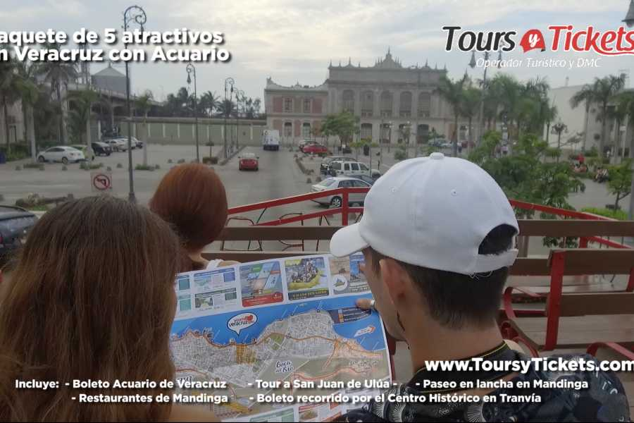 Tours y Tickets Operador Turístico 5 ATTRACTIVE WITH MANDINGA IN VERACRUZ