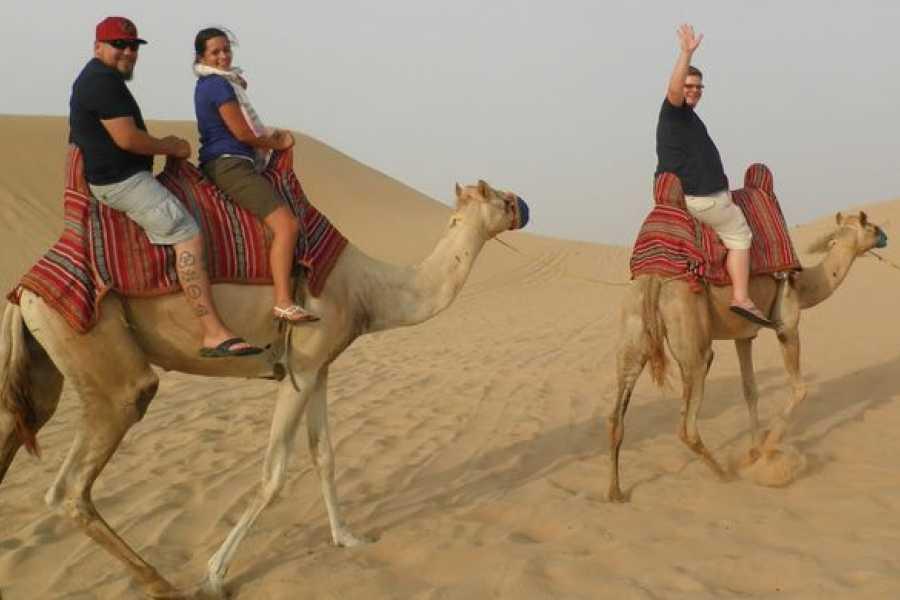 Marsa alam tours Morgen Quad Bike Desert Safari von Marsa Alam