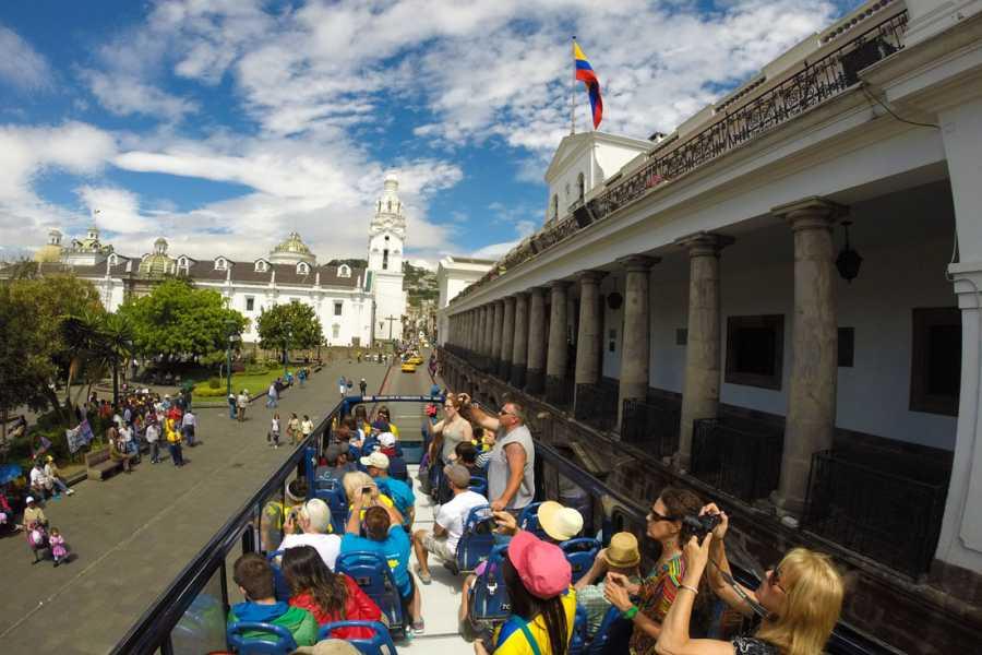 Viajando por Ecuador QUITO CITY TOUR