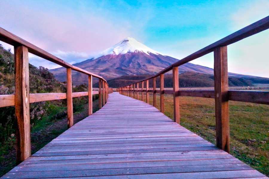 Viajando por Ecuador TOUR COTOPAXI