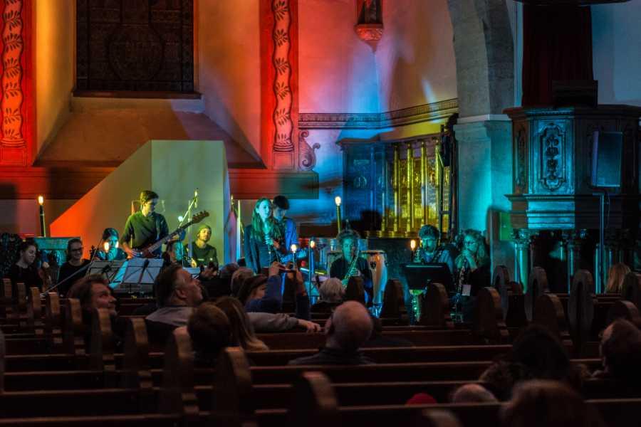 Murten Tourismus / Morat Tourisme Kirchenspektakel