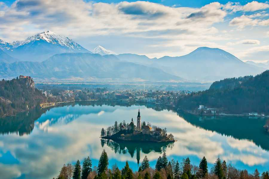 Nature Trips Bled Lake and Adriatic Harmony 9 days tour from Venice