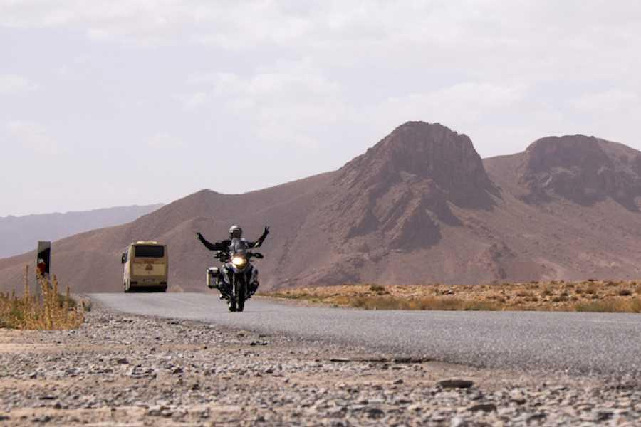 Wheels of Morocco Trans Atlas Adventure