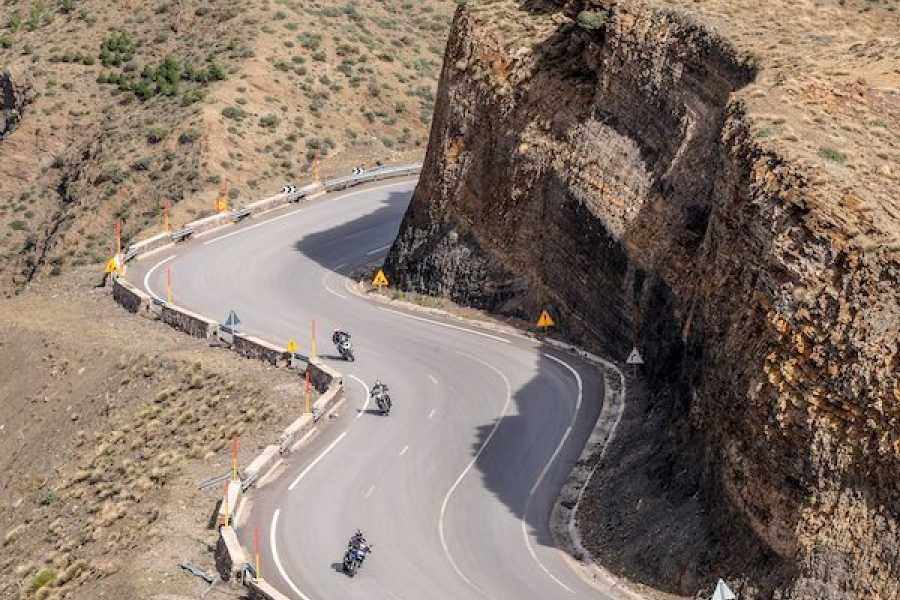 Wheels of Morocco Challenging Roads Tour