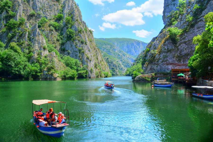 Skopje Daily Tours Half Day Tour from Skopje toMatka Canyon