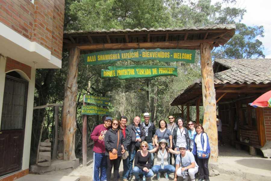 Viajando por Ecuador TOUR OTAVALO
