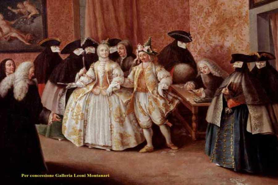 Venice Tours srl CARNIVAL Minuetto at the Ridotto of Palazzo Dandolo