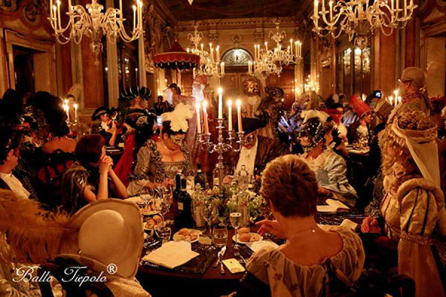 Venice Tours srl Ballo Tiepolo® - Grand Ball of Carnival, Pisani Moretta Palace