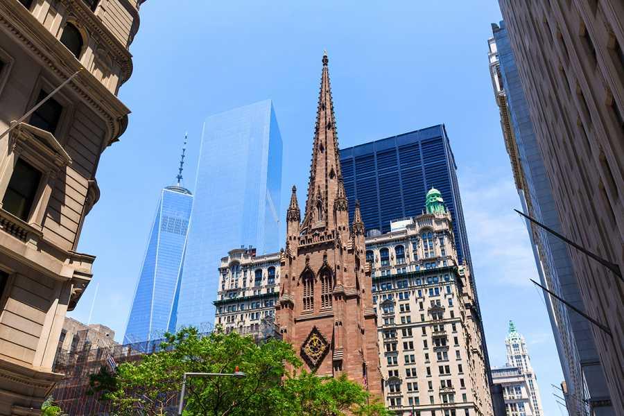 SANDEMANs New York Tours Tour Gratis de Nueva York