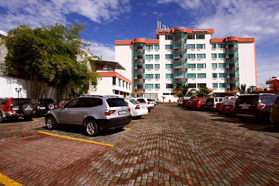 Viajando por Ecuador HOTEL EL MARQUES