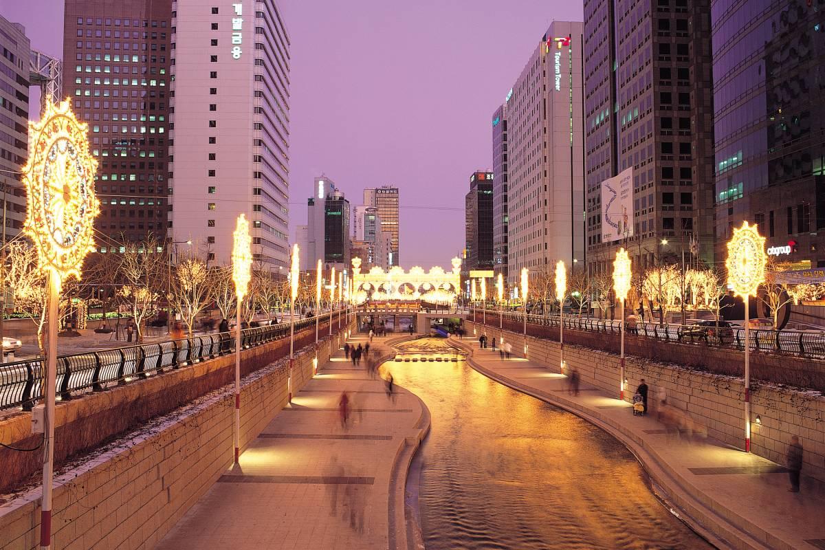 HanaTour ITC Authentic Korea 3days including Seoul, Gyeonggi, Gangwon and Temple Stay Tour