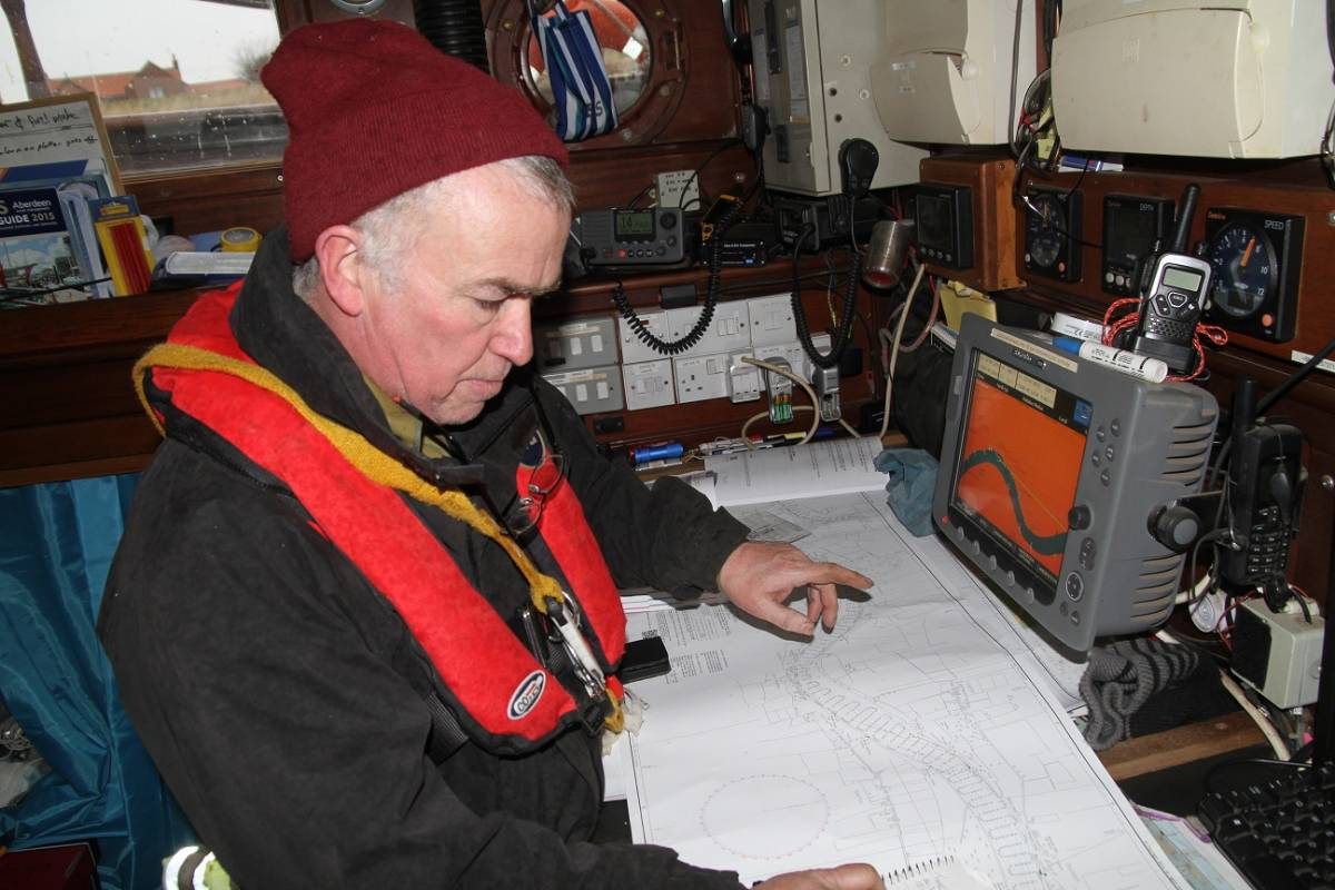 Maybe Sailing RYA Certified Course