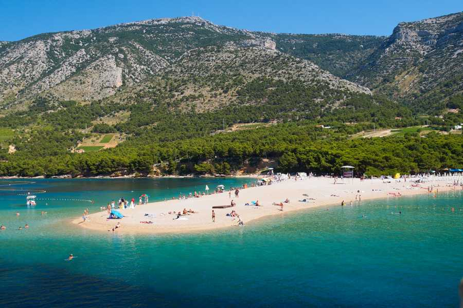 Nature Trips Croatia One way Cruise Split - Dubrovnik