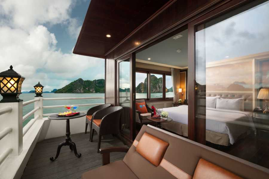 Friends Travel Vietnam Athena Cruise | 2D1N Halong Bay