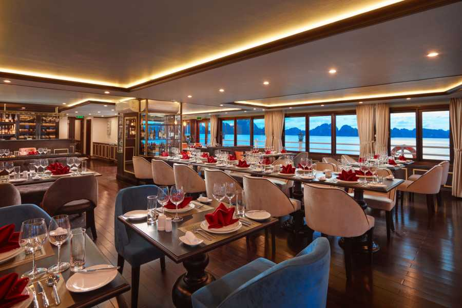 Friends Travel Vietnam Athena Luxury Cruise | 2D1N Halong Bay
