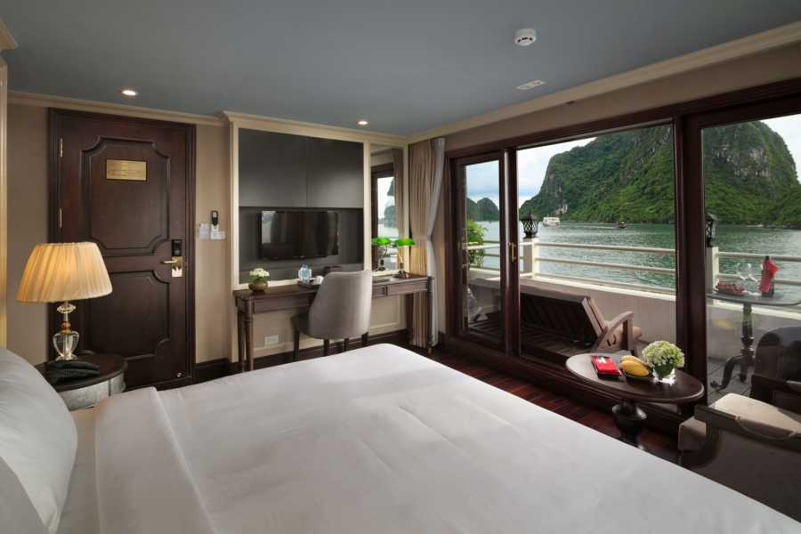 Friends Travel Vietnam Athena Luxury Cruise | 3D2N Bai Tu Long Bay