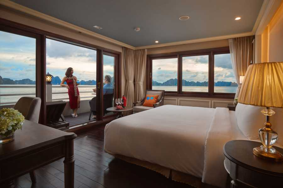 Friends Travel Vietnam Athena Luxury Cruise | 3D2N Halong Bay