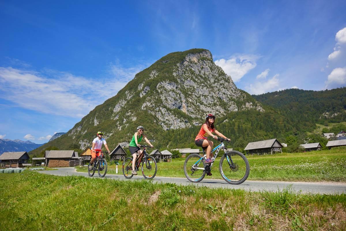 Nature Trips Slovenia: MTB Tour Around Triglav National Park