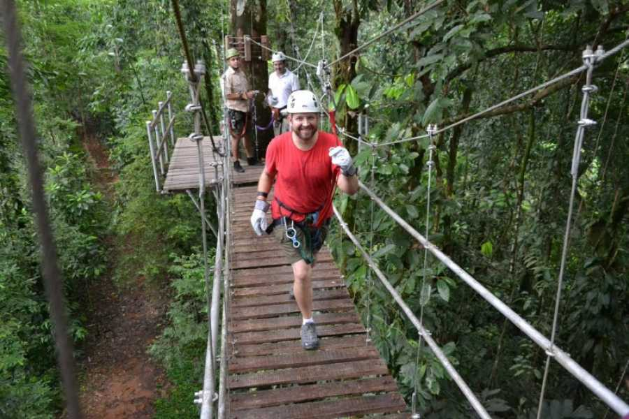 Uvita Information Center Quepos Canopy Tour – Manuel Antonio National Park
