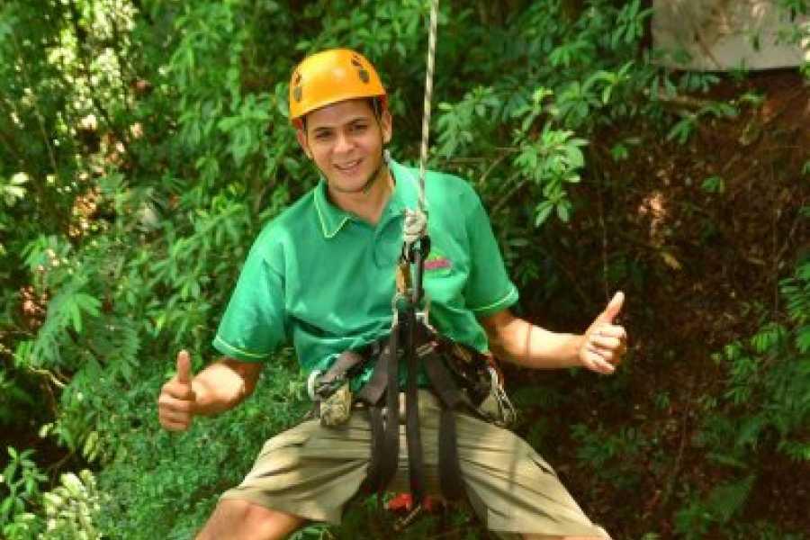 Uvita Information Center Tour Canopy Quepos - Parque Nacional Manuel Antonio