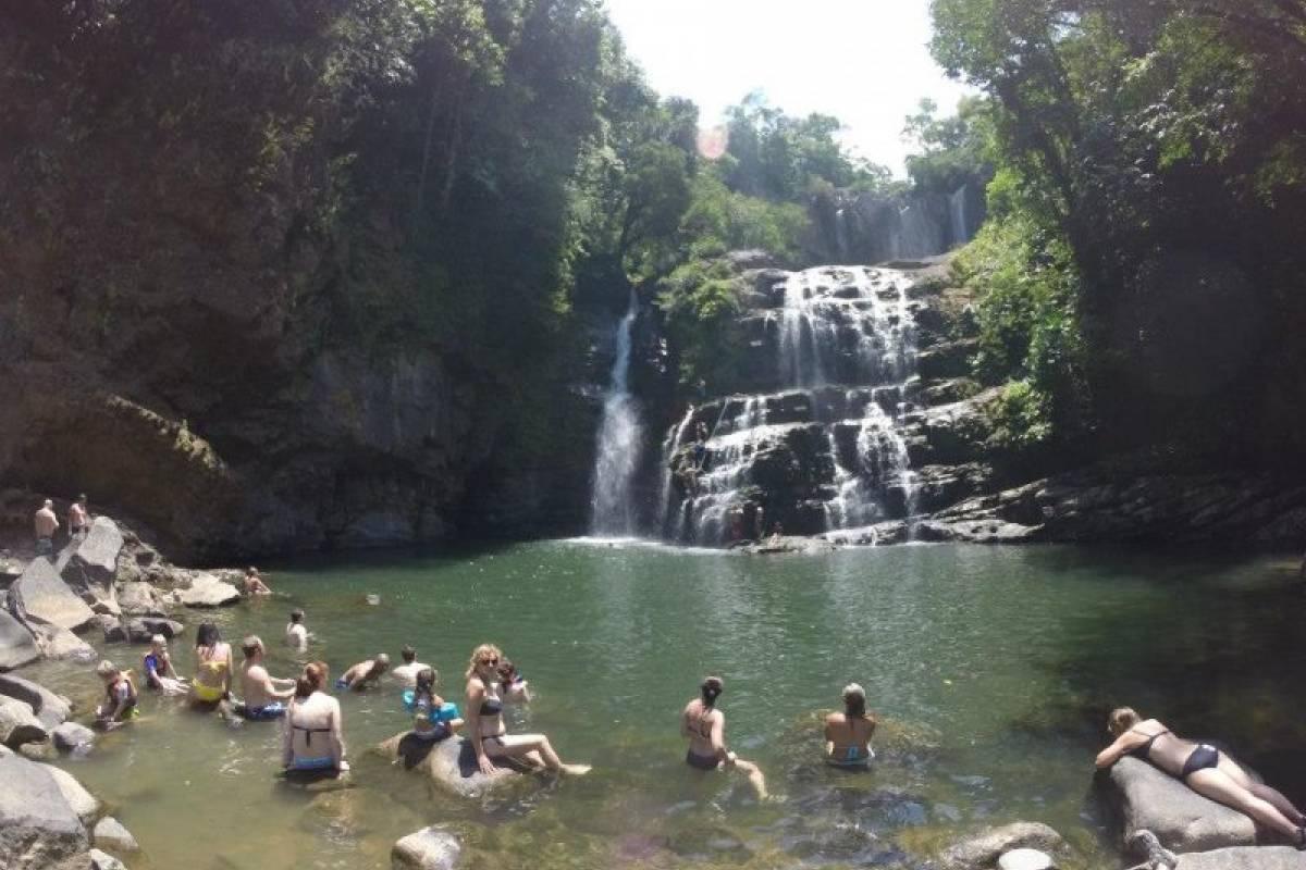 Uvita Information Center Nauyaca Waterfalls