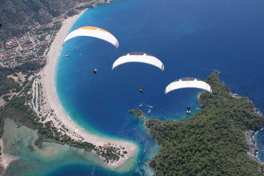 BarefootPlus Travel Paragliding in Fethiye