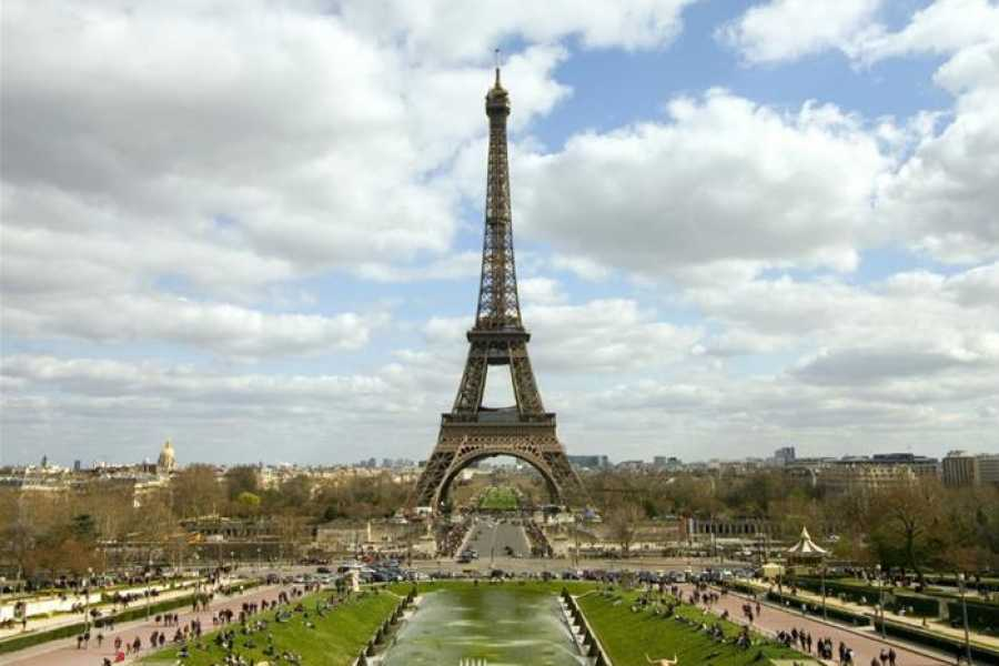 Muslim History Tours Panoramic View of Paris with cruise
