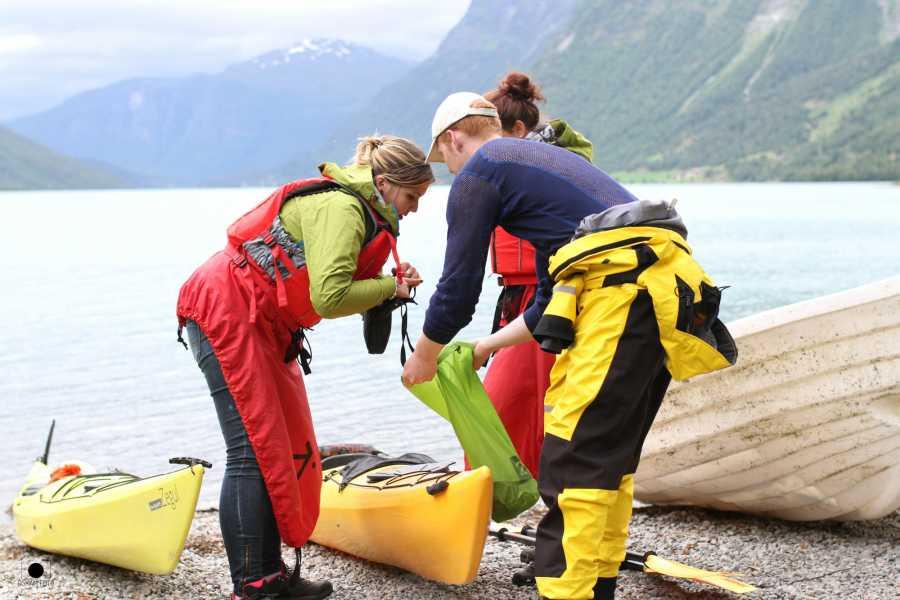 Destinate Norway Kayaking the dramatic Loen valley