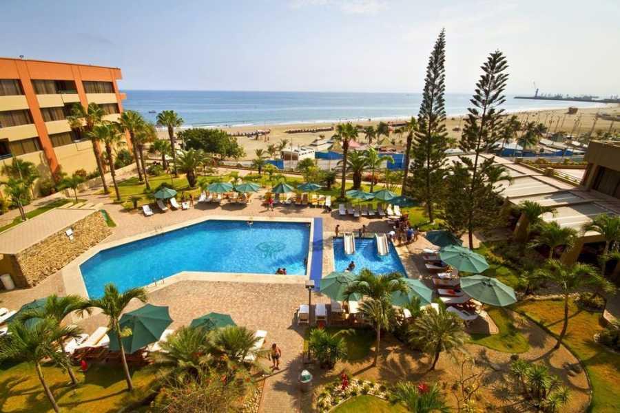 Viajando por Ecuador HOTEL ORO VERDE MANTA