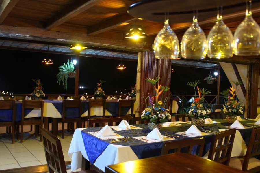 Viajando por Ecuador HOTEL BALCONES DEL CERRO
