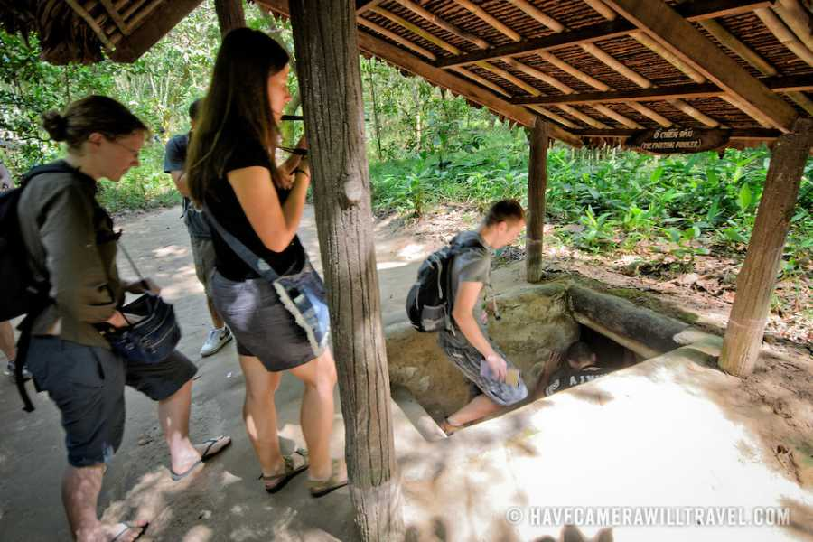 Tam Global Travel Cu Chi Tunnels (Half day)
